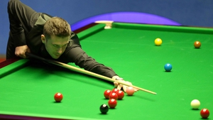 Mark Selby eased past Alfie Burden