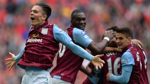 Jack Grealish's star has been on the rise for Aston Villa