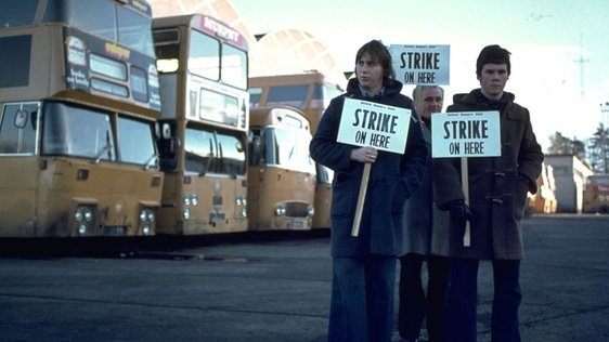 Strikes, Pickets and Protests