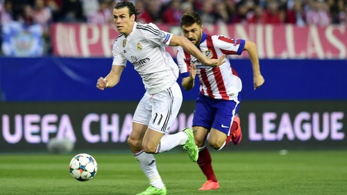 Gareth Bale has been passed fit for Real Madrid to face Atletico on Sunday