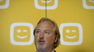 Telenet's CEO John Porter