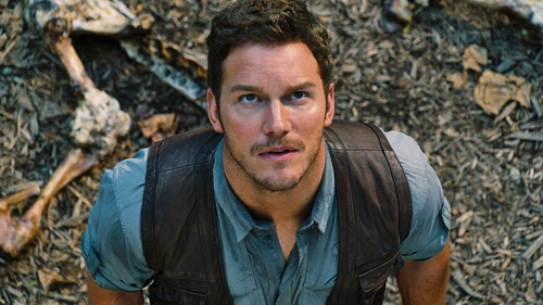 Chris Pratt aka dinner??