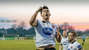 Richie Towell has made the move to England followed a near-flawless season with Dundalk