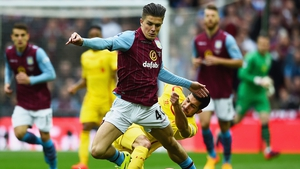 Jack Grealish has been in sensational form for Villa over the last number of weeks