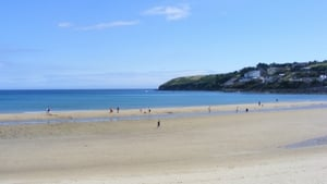 Ardmore Strand in Waterford was among the beaches that failed minimum standards