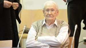 Oskar Groening was found guilty of being accessory to murders of 300,000 people