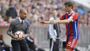 Pep Guardiola and Thomas Muller have it all to do tonight
