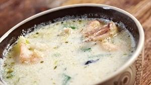 Seafood Chowder: Paul Flynn