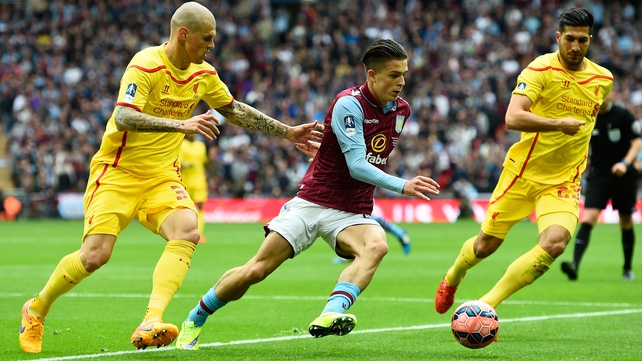 Nerveless Grealish set to start in FA Cup final
