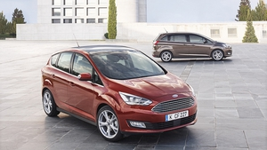 Prices start at €25,775 for C-Max, while Grand C-Max starts at €28,355