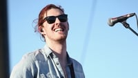 No better man! Hozier picks up prestigious music award