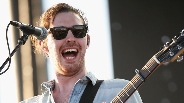 Hozier's Take Me to Church is at Number One