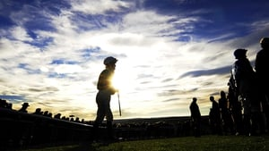 Going out at the top - Tony McCoy walks off into the sunset after becoming the champion jockey for a 20th consecutive season