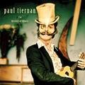 Paul Tiernan, singer/songwriter