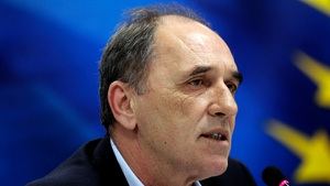 George Stathakis said a default would cause enormous instability in the Greek economy