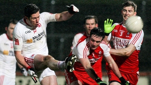 Sean Cavanagh could miss the start of Tyrone's Championship campaign