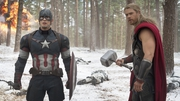 The success of the second Avengers film boosted profits at Disney's film division