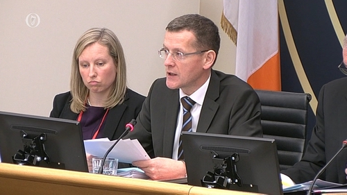 Seamus McCarthy extended an audit of the 2011 financial statements of County Cork VEC
