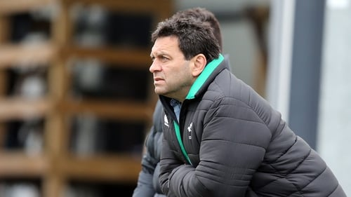 David Nucifora is a former Brumbies and Blues hooker