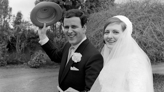 Wedding Bells for Terry Wogan and Helen Joyce