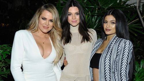 Khloe Kardashian, Kendall Jenner, Kylie Jenner