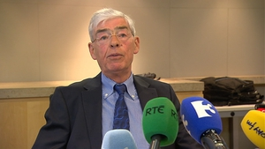 Alan Dukes was chairman of IBRC before the Government decided to liquidate the bank