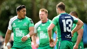 Connacht will rely heavily on Bundee Aki and Robbie Henshaw