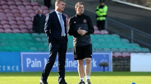Dundalk manager Stephen Kenny talks tactics ahead of the game