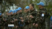 Nine News Web: UN peace keeping force working to re-establish presence on Golan Heights