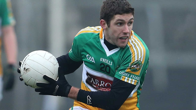 McConway returns for Offaly finale with Longford