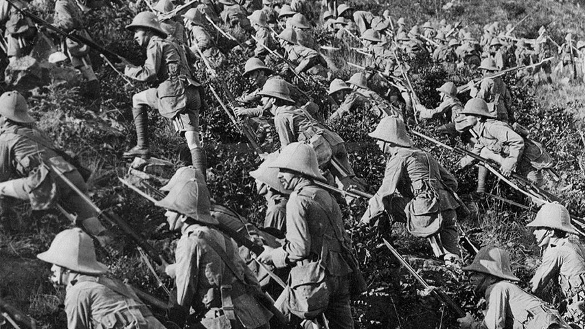 Gallipoli - Ireland's Forgotten Heroes