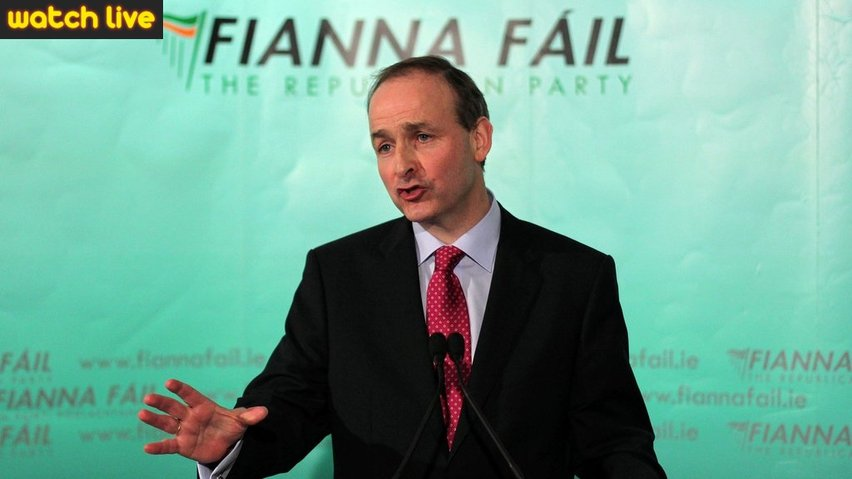Fianna Fáil Ard Fheis: The Leader's Speech
