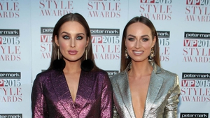 Roz Purcell and Daniella Moyles