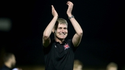 Stephen Kenny beams at full-time