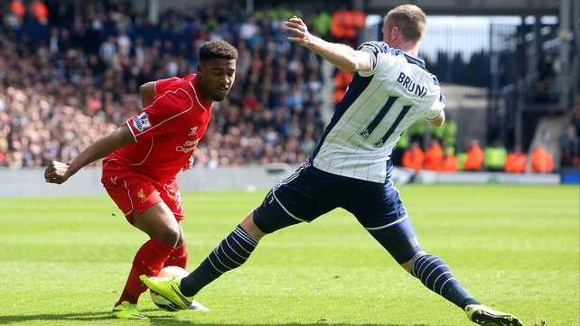 Lacklustre Liverpool held scoreless at West Brom