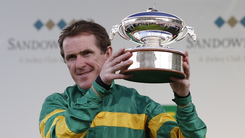 Tony McCoy brought the curtain down on a 23-year career at the end of April