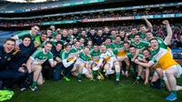 Offaly brush aside Longford to take Div 4 title