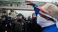 US: Arrests at protest over black man's death