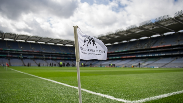 GAA confirm details of weekend football action