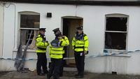 Man dies, woman left critical in Dublin fire
