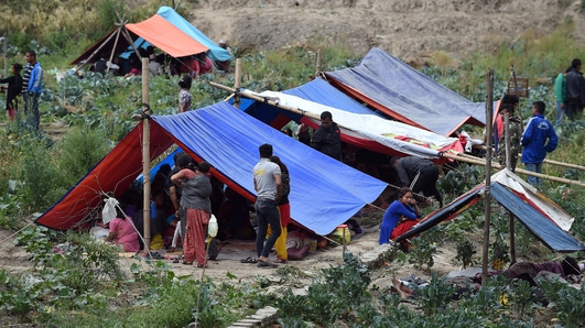 Aid agencies respond to crisis in Nepal