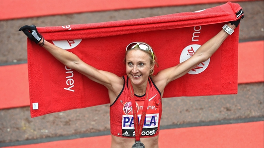 Paula Radcliffe and Doping
