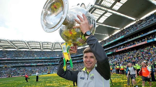 'Ruthless' Fitzmaurice key to Kerry's ambition