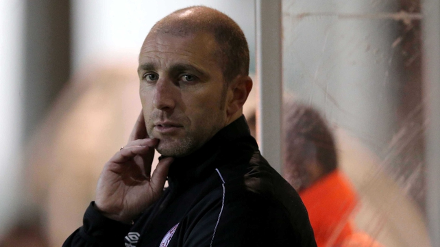 Heary does not foresee Sligo relegation fight