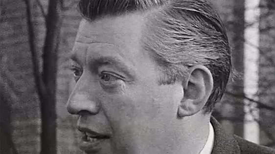 Ian Paisley speaks about Morgan for Prime Minister on 31 January, 1969.