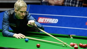 Neil Robertson is the world no 7