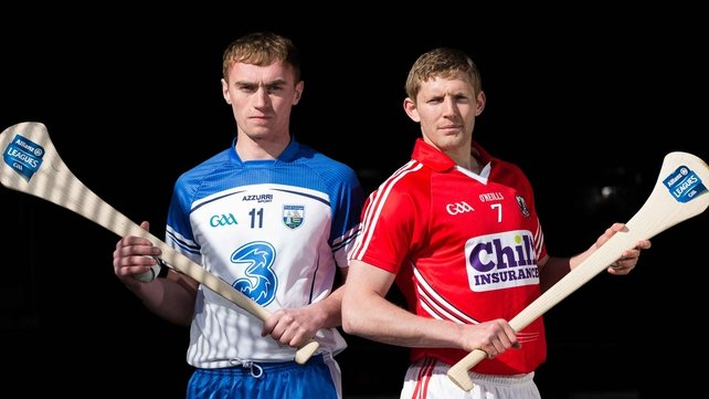 VIDEO: Cork and Waterford expect