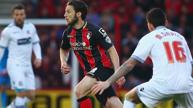 Bournemouth begin party as Premier League beckons