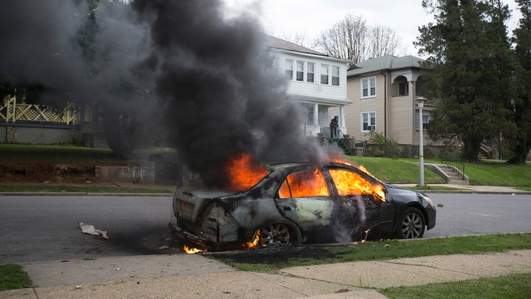 State of emergency declared in Baltimore