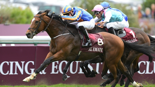 Gleneagles is favourite for 2,000 Guineas on Saturday